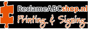 Beachflag bestellen | Reclamebord kopen | Beursartikelen shop | Spandoeken online - Reclame ABC shop